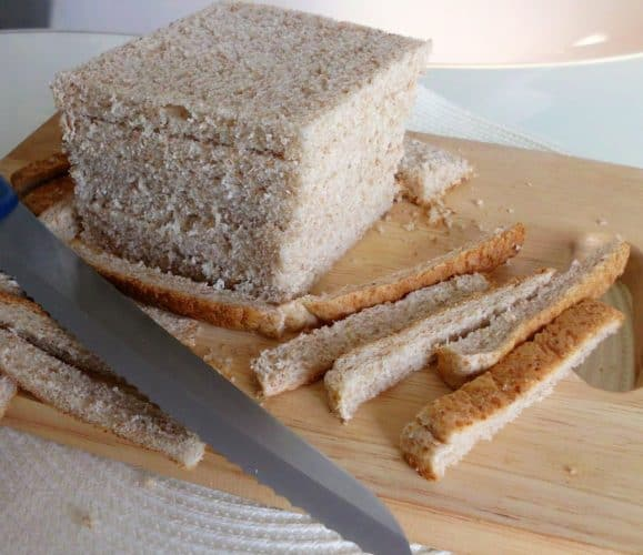 How to make your own whole wheat Panko breadcrumbs