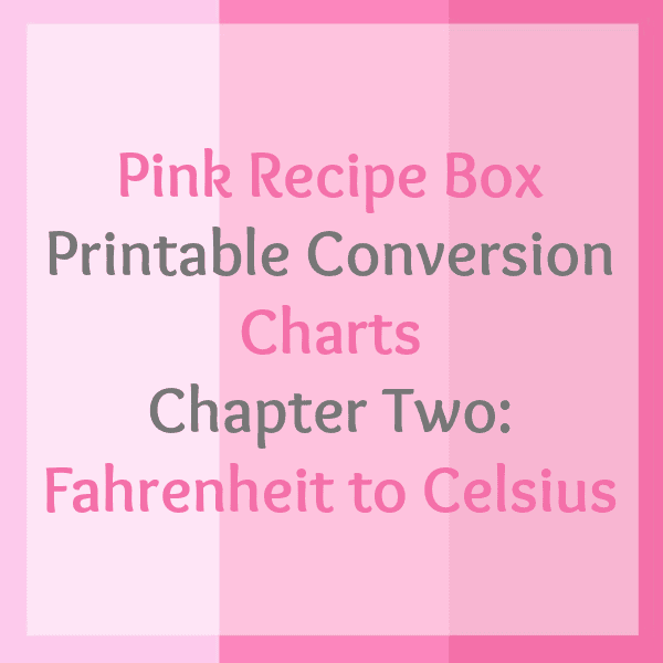 It's just a photo of Inventive Celsius to Fahrenheit Chart Printable