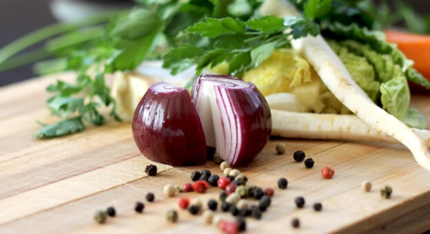 The Secret to Cooking Healthy Vegetables That Actually Taste Good!