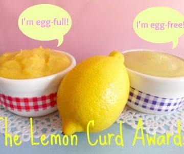 Lemon Curd Awards | www.happyhealthymotivated.com