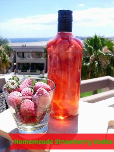 how to make vodka strawberries