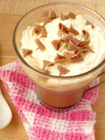 Starbucks-Inspired Cinnamon Dolce Latte Recipe   www.happyhealthymotivated.com
