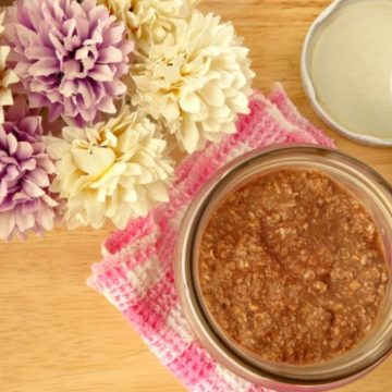 Healthy Breakfast Recipes - Double Chocolate Cheesecake Overnight Oats   www.happyhealthymotivated.com