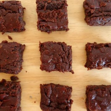 The Best Ever Healthy Double Chocolate Brownies Recipe   www.happyhealthymotivated.com