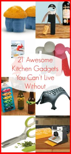 21 Awesome Kitchen Gadgets