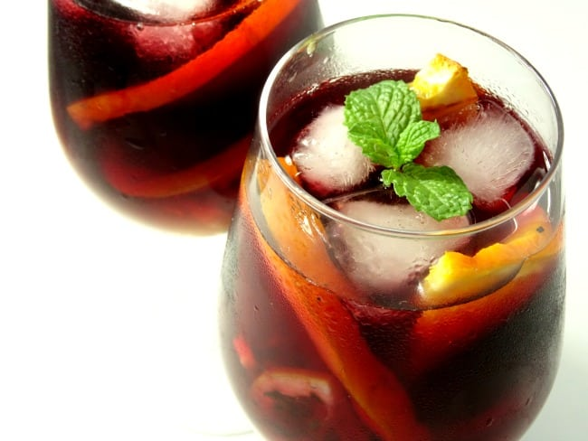 how to make sangria easy recipe
