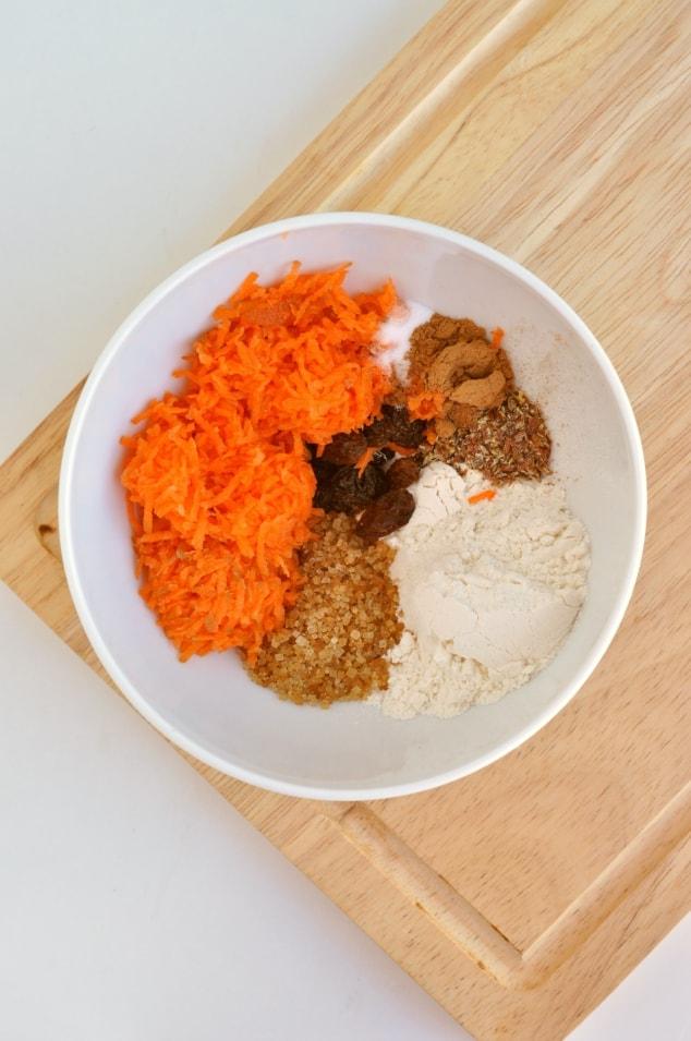 Microwave Carrot Cake In A Mug