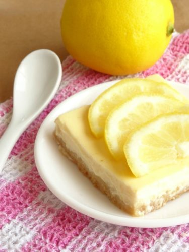 Best Ever Healthy Lemon Bars | Healthy Lemon Bars | Healthy Lemon Bars Recipe | Easy Lemon Bars