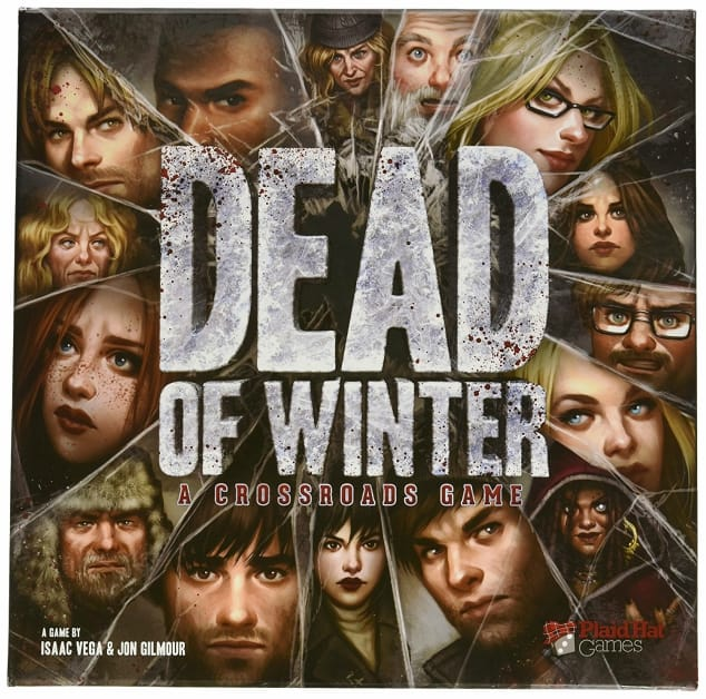 The board game Dead of Winter