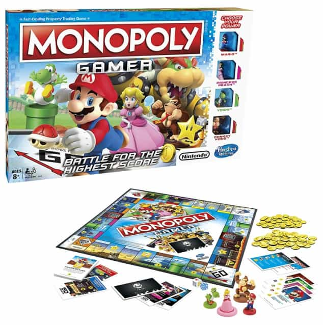 The board game Monopoly Gamer