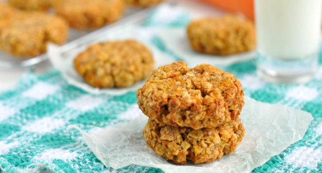 Healthy Microwave Carrot Cake